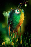 Pinterpixel- Forest Creature- 20x12- 50-