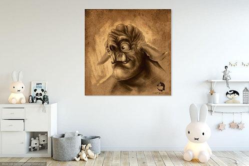 Nose Head Goblin