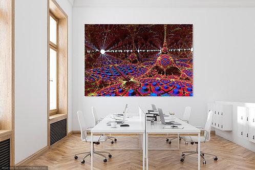 Atrium Abstract