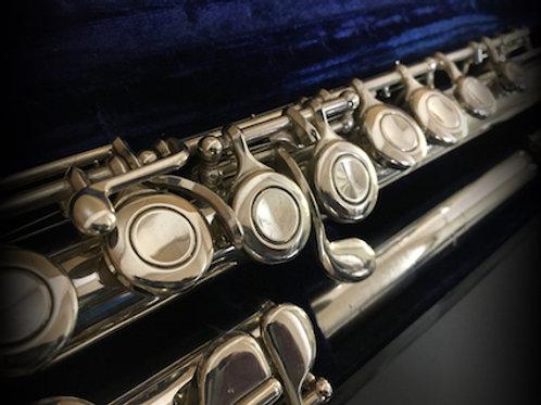 Yamaha used flute