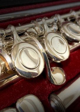 Yamaha YFL 211S Flute