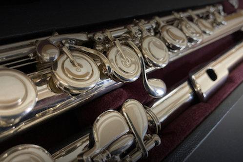 Yamaha YFL 614 flute