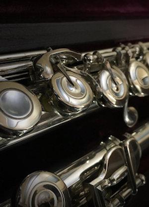 Muramatsu DS flute