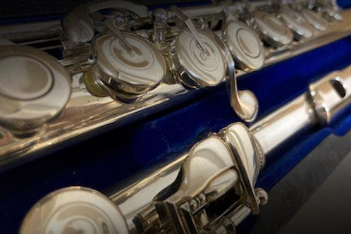 Muramatsu EX III flute