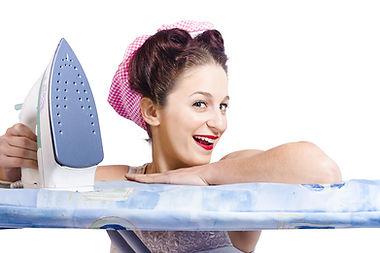 Bügelhilfe - Wäsche | Haushaltshilfe | Putzfrau