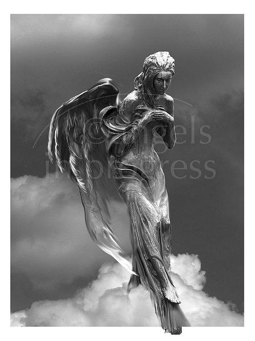 """Engel Nr. 16 """"Universelle Gnade, Demut"""""""