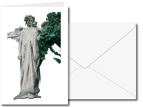 """Engelkarten Nr. 38 """"Engel der Natur"""""""