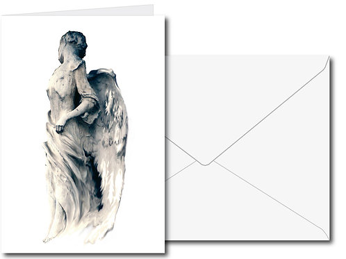 """Engelkarten Nr. 24 """"Selbstschutz, in-sich-kehren"""""""