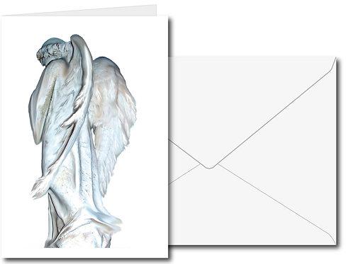 """Engelkarten Nr. 14 """"Rückzug, Heimkehr"""""""