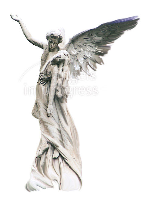 """Engel Nr. 39 """"Die Liebenden"""""""