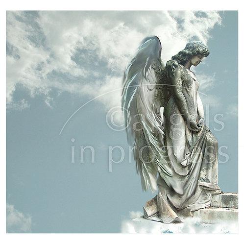 "Engel Nr. 10 ""Engel der Hingabe""_Himmel"