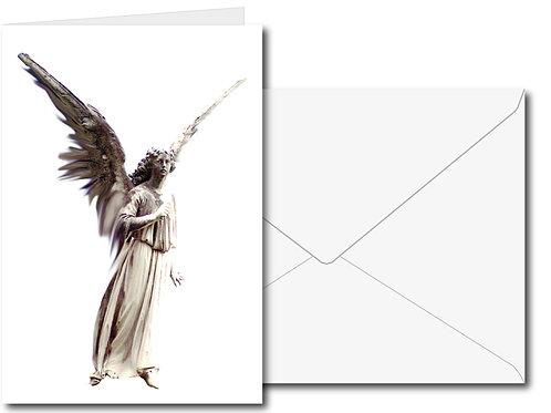 Engelkarte 23 (4er Set)