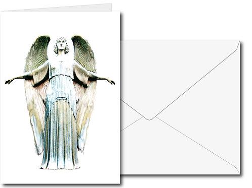 """Engelkarten Nr. 19 """"Aufstieg und Erleuchtung"""""""
