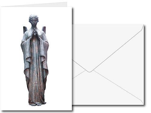 """Engelkarten Nr. 22 """"Innere Harmonie und Hellsichtigkeit"""""""