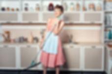 Hausaltshilfe un Raumpflege
