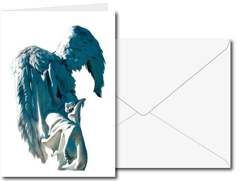 Engelkarte  7 (4er Set)