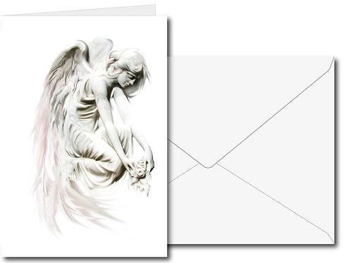 Engelkarte 17 (4er Set)