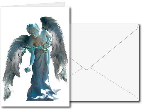 Engelkarte Nr. 11 (4er Sets)
