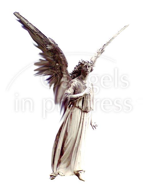 """Engel Nr. 23 """"Lichtbringer, ein Geschenk"""""""
