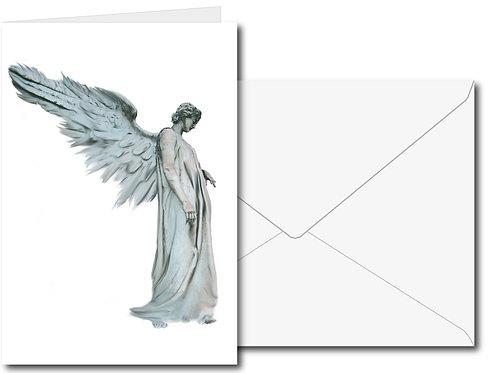 """Engelkarte Nr. 15 """"Der Schutzengel"""""""