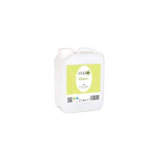 Cleafin Glass+ Reiniger - 2l Kanister bei putzmunter.ch