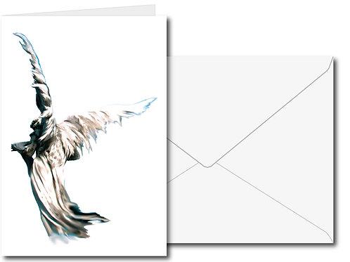 Engelkarte 12 (4er Set)