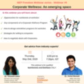 Corporate Wellness - emerging space webi
