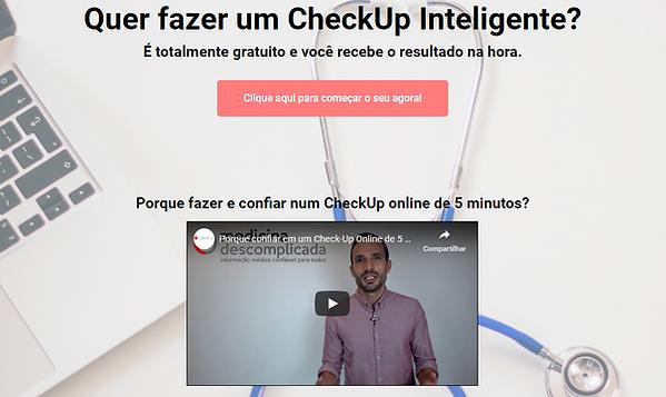Check Up Inteligente