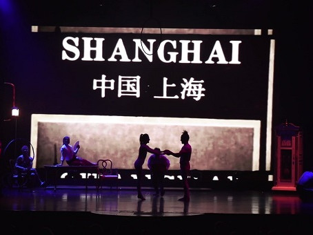The Crew Flips Out With The Shanghai Circus