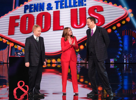"""Interview with Penn Jillette From The CW Network's """"Penn & Teller: Fool Us"""""""