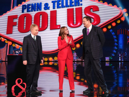 "Interview with Penn Jillette From The CW Network's ""Penn & Teller: Fool Us"""