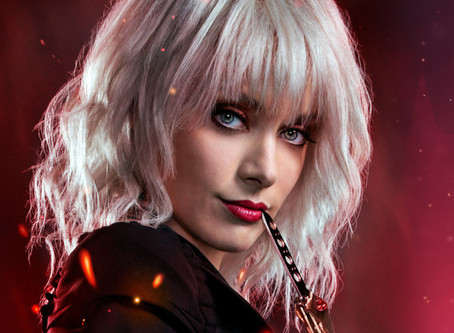 """Interview with Rachel Skarsten From The CW Network's series """"Batwoman""""."""