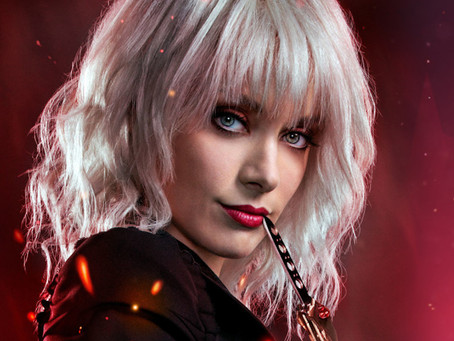 "Interview with Rachel Skarsten From The CW Network's series ""Batwoman""."