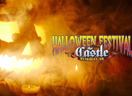 Only Two Weekends left! Don't MIss out on all the Spooky fun!