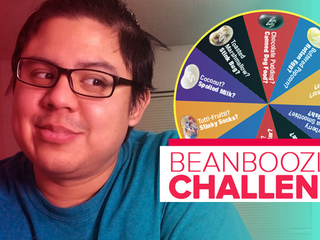 """Ron Takes the """"BeanBoozled"""" Challenge"""