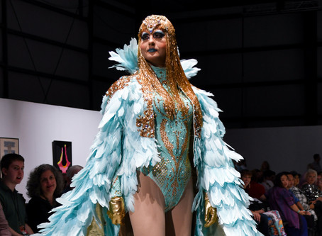 Check out the 2 Boudoir Chicks AT NWA Fashion Week 2019