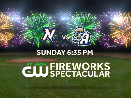 Get Ready for Another Night of Fireworks at Arvest Ballpark!