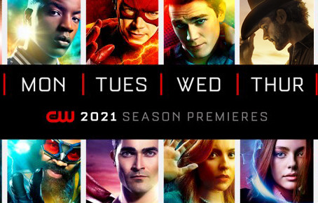 Your Favorite CW Shows Return in 2021!