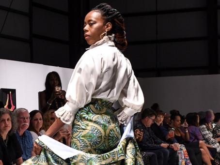 Designer Ashton Hall Brings His Collection to NWA Fashion Week.