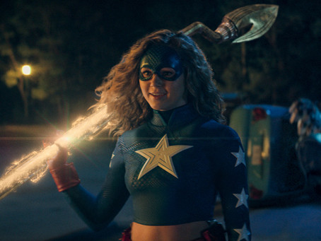 Interview with the stars of DC's Stargirl.