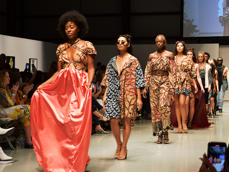 Designer Jayla Lee's line 4ME hits the runway at NWAFW Fall Show