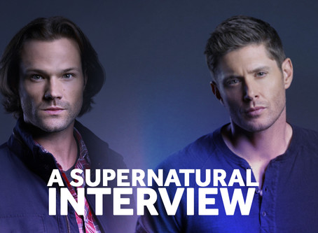 Interview with Jared Padalecki & Jensen Ackles