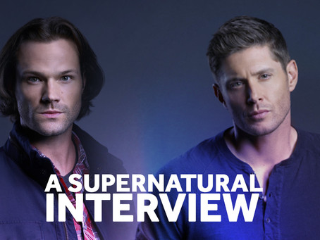 Interview with Jared Padalecki & Jensen Ackles