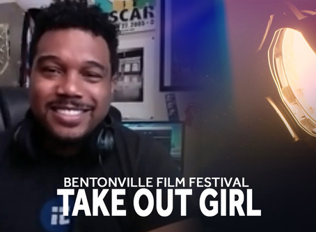 """Interview with Director of """"Take Out Girl"""",Hisonni Johnson."""