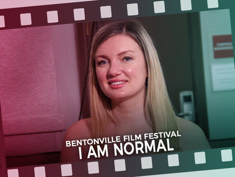 """Interview with Director Olia Oparina about the film """"I am Normal"""""""