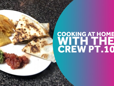 The Crew Heads Back Into The Kitchen To Whip Up Some Tasty Treats!