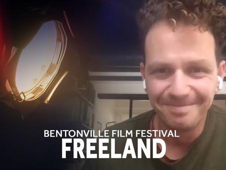 "Director Mario Furloni Talks About His Film "" Freeland"""