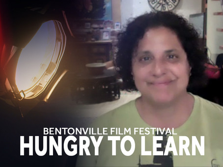 """Interview with Producer of the film """"Hungry to Learn"""""""