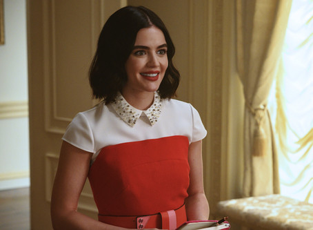 """Interview with Lucy Hale From The CW Network's """"Katy Keene""""."""