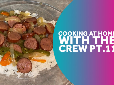 Check Out Another Round of Home Cooked Meals from the Crew!